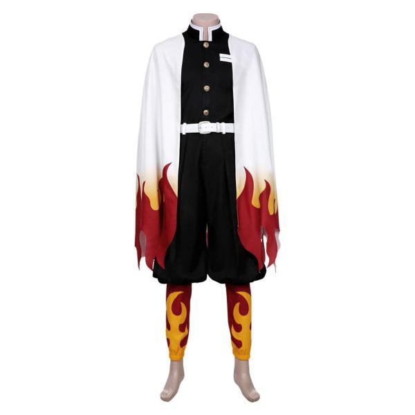 Demon Slayer Rengoku Kyoujurou Uniform Cosplay Costume