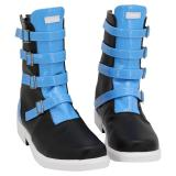 Twisted Wonderland Idia Shroud Halloween Carnival Boots Cosplay Shoes