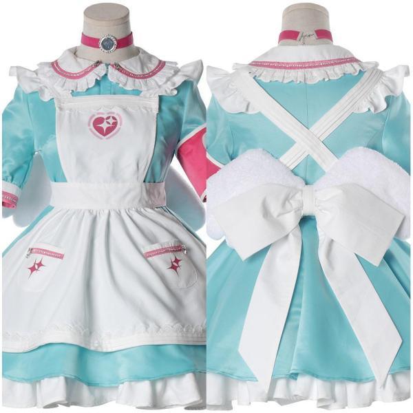 The Idolmaster Cinderella Girls Yumemi Riamu Cosplay Costume Ver.A