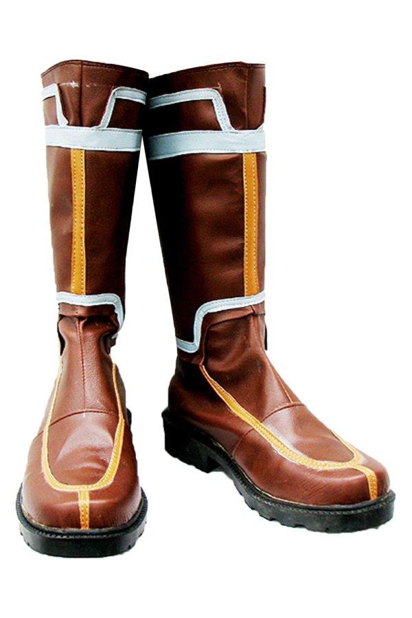 Chinese Paladin 4 Murong Ziying Cosplay Boots