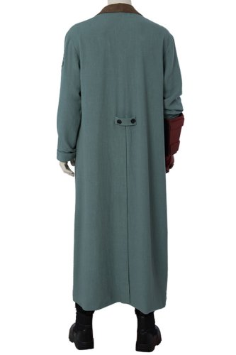 Hellboy: Rise of the Blood Queen Hellboy Outfit Cosplay Costume