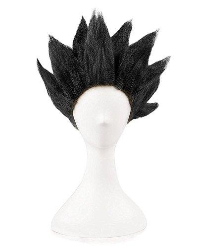 Dragon Ball Z Son Goku Cosplay Wig Three Color