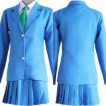 Detective Conan Case Closed Rachel Moore Angel Cosplay Costume