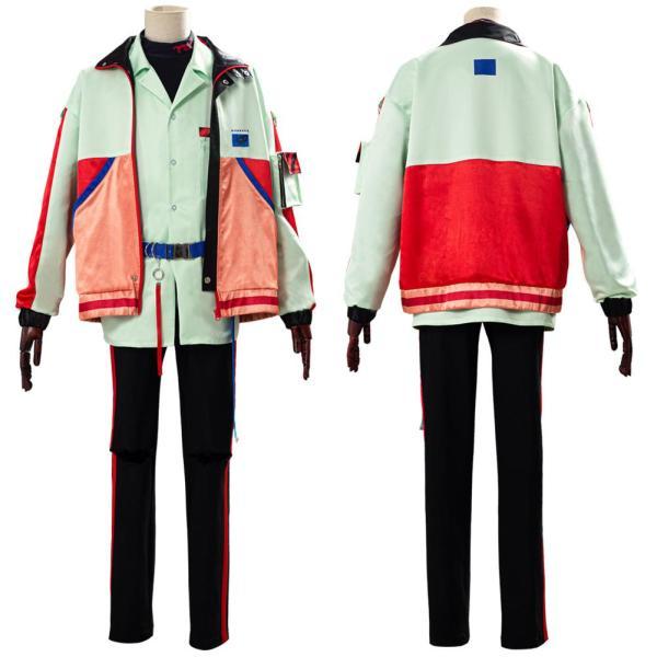 Yeon Hajun Outfit Paradox Live Uniform Cosplay Costume