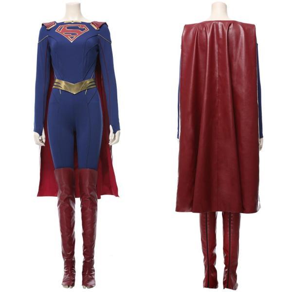 Supergirl Season 5 Kara Zor-El Uniform Cosplay Costume