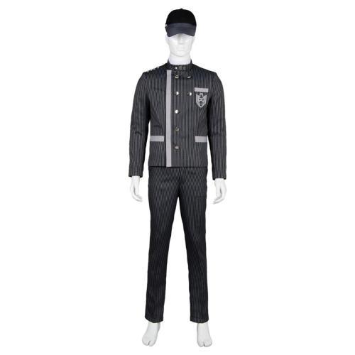 Danganronpa V3: Saihara Shuichi Uniform Outfit Cosplay Costume