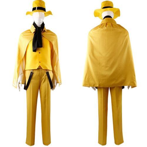 Overwatch Jesse Mccree Vigilante Skin Cosplay Costume