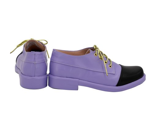 JoJo's Bizarre Adventure Kuujou Joutarou Cosplay Shoes