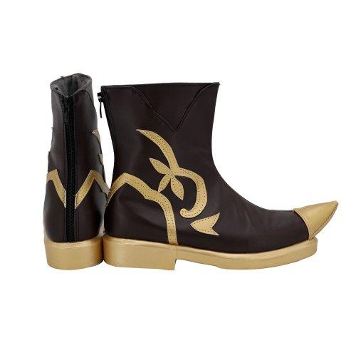 Final Fantasy FF14 Ver.B Cosplay Shoes