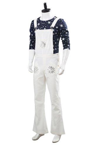 Rocketman Elton John Cosplay Costume