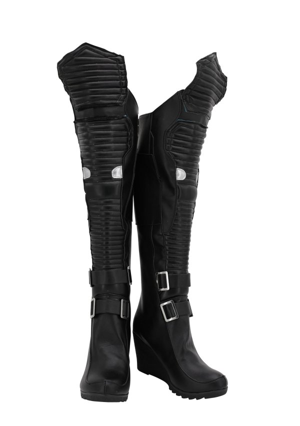 Game Cyberpunk 2077 Cosplay Shoes