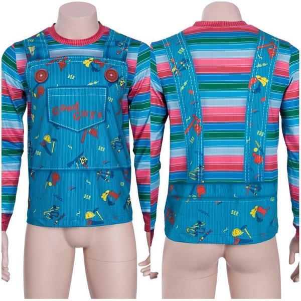 Child's Play Cosplay T-shirt Costume