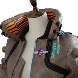 Cyberpunk 2077 Female Ver. Cosplay Costume Coat