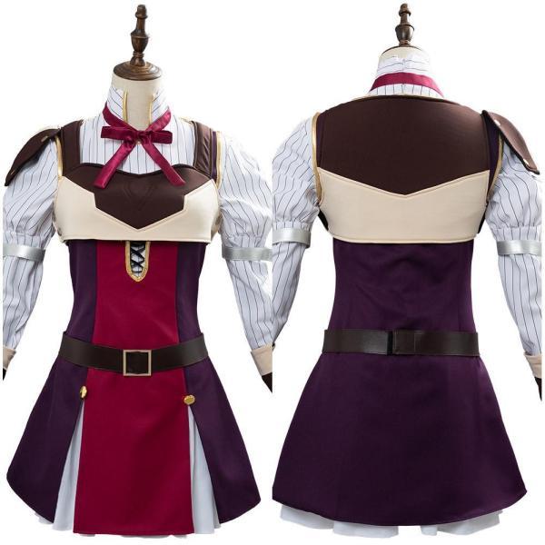 Raphtalia The Rising of The Shield Hero Cosplay Costume Girl Female