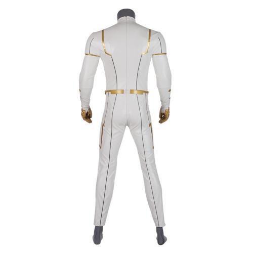 The Flash Season 5 Villain Godspeed Outfit Cosplay Costume