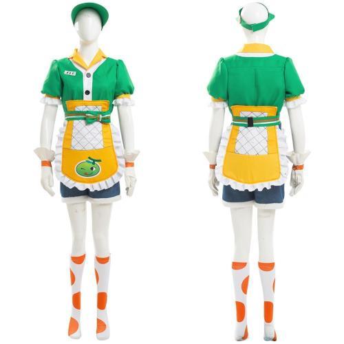 Overwatch Mei Honeydew Skin Cosplay Costume