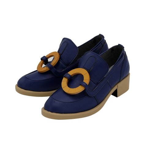 JoJo's Bizarre Adventure Ghirga Narancia Cosplay Shoes