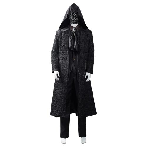 Movie The House of Gaunt: Lord Voldemort Origins-Lord Voldemort Cosplay Costume Outfits Halloween Carnival Suit