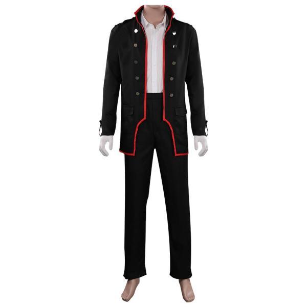 Mars Red -Yoshinobu Maeda Cosplay Costume Halloween Carnival Suit
