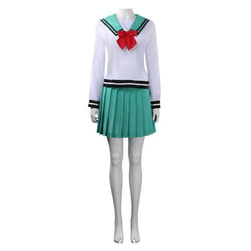 The Disastrous Life of Saiki K. /Saiki Kusuo no Psi Nan-Kokomi Teruhashi Cosplay Costume Halloween Carnival Suit