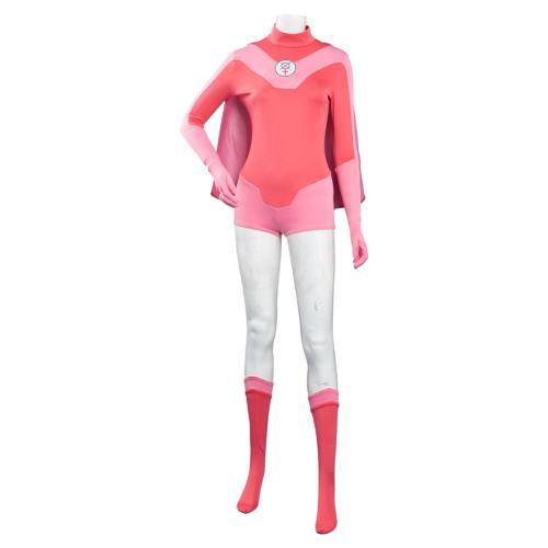 Invincible Atom Eve Cosplay Costumes Outfits Halloween Carnival Suit