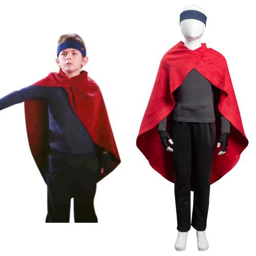 Wanda Vision Billy Cosplay Costume  Outfits Halloween Carnival Suit