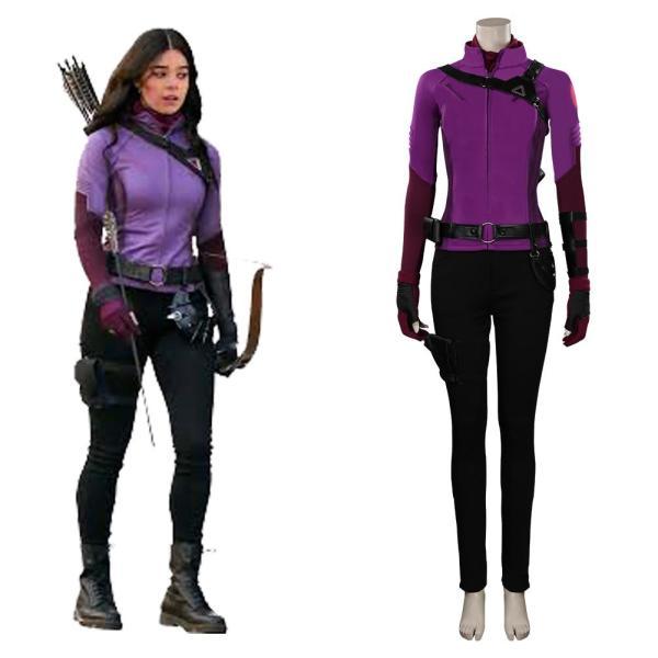 Hawkeye Kate Bishop  Cosplay Costume Halloween Carnival Suit