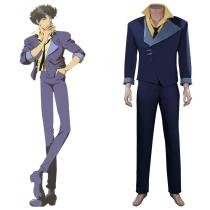Anime Cowboy Spike Spiegel Cosplay Costume Outfits Halloween Carnival Suit