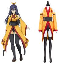 Edens Zero Homura Kougetsu Cosplay Costume Outfits Halloween Carnival Suit