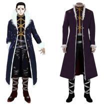 Hunter x Hunter Kulolo lushilufelu Cosplay Costume Outfits Halloween Carnival Suit