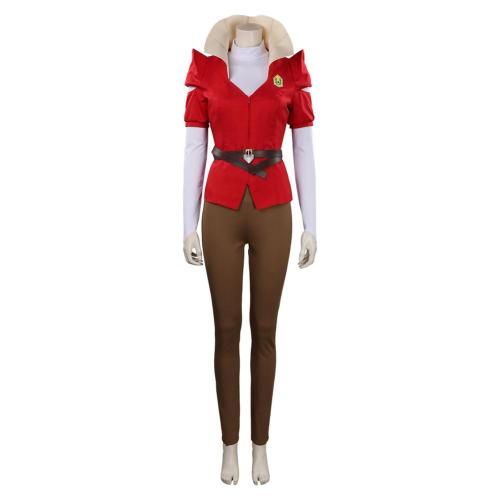 She-Ra and the Princesses of Power Adora Cosplay Costume Halloween Carnival Suit