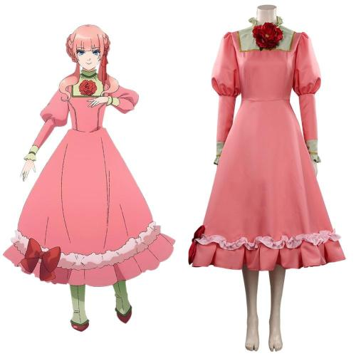 Dragon Goes House-Hunting - Nell Princess Dress Cosplay Costume Outfits Halloween Carnival Suit