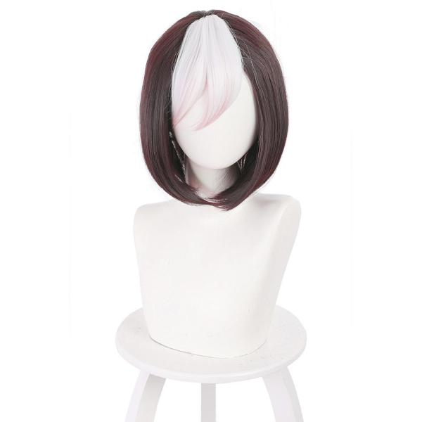 Pretty Derby Cosplay Wig Heat Resistant Synthetic Hair Carnival Halloween Party Props