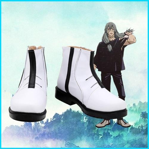 Jujutsu Kaisen Mahito Cosplay Shoes Boots Halloween Costumes Accessory Custom Made