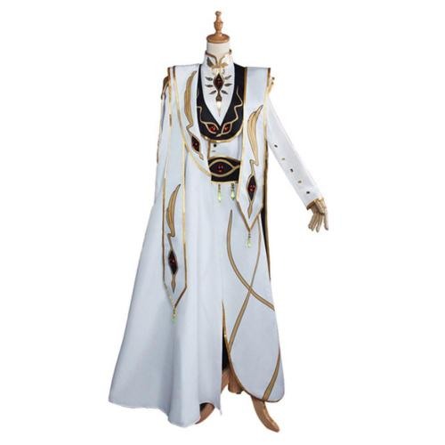 CODE GEASS Lelouch of the Rebellion Emperor Cosplay Costume Outfits Halloween Carnival Suit