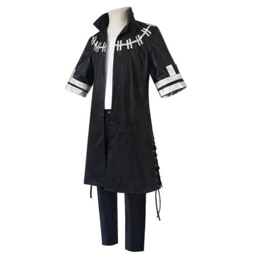 My Hero Academia Dabi Cosplay Costume Outfits Halloween Carnival Suit