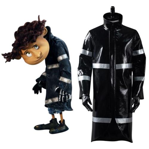 Coraline-Wybie Lovat Cosplay Costume Outfits Halloween Carnival Suit