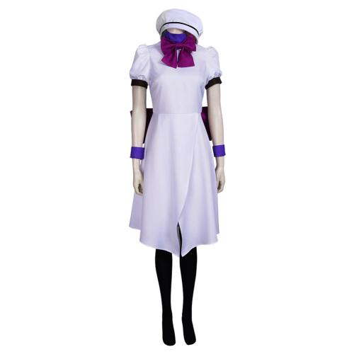 Anime Higurashi When They Cry Ryugu Rena Cosplay Costume Outfits Halloween Carnival Suit