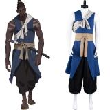 Yasuke Cosplay Costume Outfits Halloween Carnival Suit