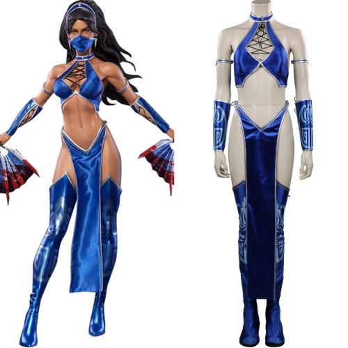 Mortal Kombat Cosplay Costume Outfits Halloween Carnival Suit