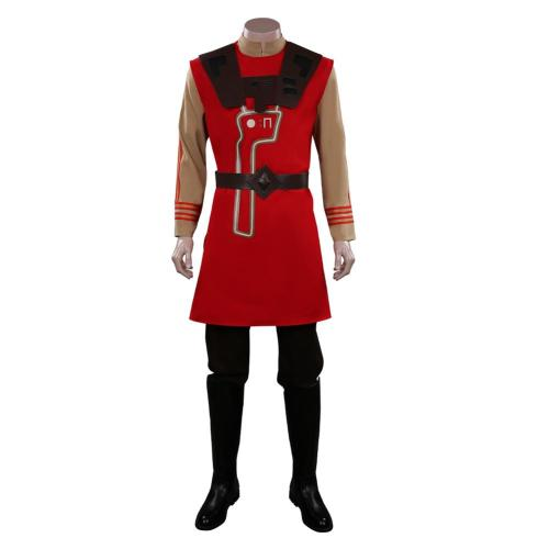 Thor Stan Lee Cosplay Costume Outfits Halloween Carnival Suit