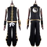 Shaman King The Super Star - Tao Ren Cosplay Costume Outfits Halloween Carnival Suit