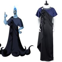 Hercules-Hades Cosplay Costume Outfits Halloween Carnival Suit