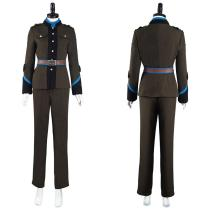 Shadow and Bone-Alina Cosplay Costume Outfits Halloween Carnival Suit