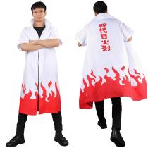 Naruto Namikaze Minato Cosplay Costume Outfits Halloween Carnival Suit