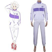Anime Bakuten/Backflip!! Tsukiyuki Mashiro Cosplay Costume Outfits Halloween Carnival Suit