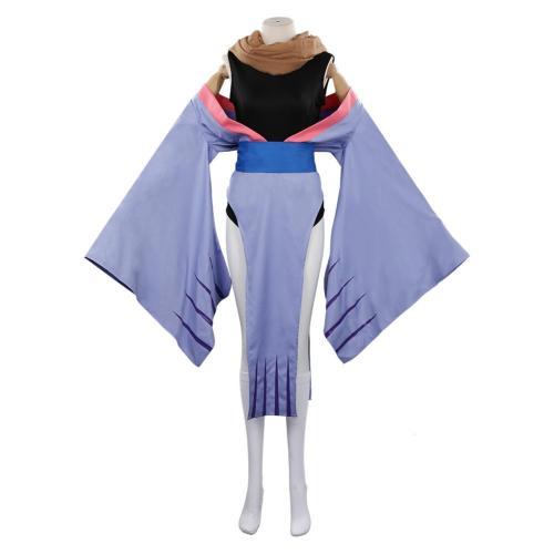 Miss Kobayashi's Dragon Maid Elma Cosplay Costume Outfits Halloween Carnival Suit