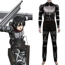 Attack On Titan Final Season Scout Regiment Cosplay Costume Outfits Halloween Carnival Suit