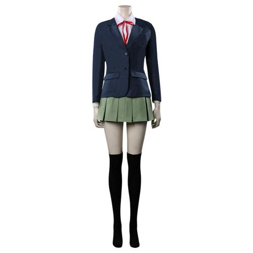 Koikimo/It's Too Sick to Call this Love Cosplay Costume Outfits School Uniform Halloween Carnival Suit