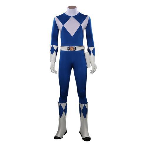 Anime Kyoryu Sentai Zyuranger -Dan/Tricera Ranger Bodysuit Cosplay Costume Outfits Halloween Carnival Suit